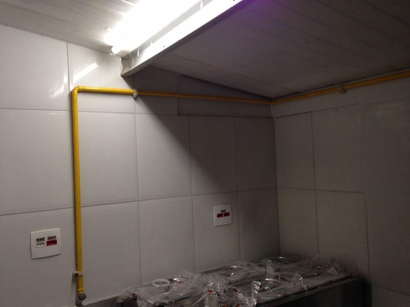 Construção de Tubulação de Gás Preço em Itapevi - Reparo de Tubulação de Gás
