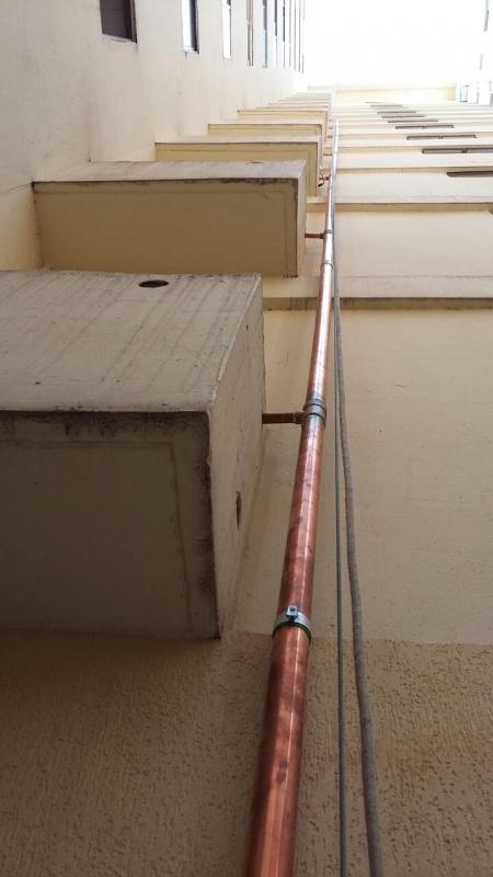 Manutenção de Rede de Gás na Chácara Companheiros - Manutenção de Rede de Gás