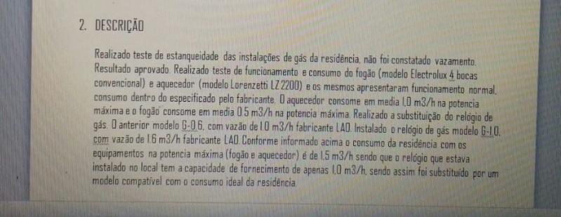 Onde Encontrar Laudo de Gás em Cotia - Laudos de Estanqueidade em São Paulo