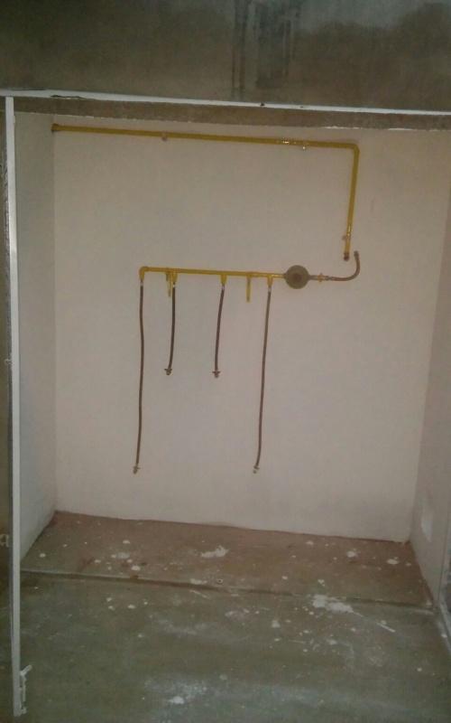 Quanto Custa Instalação de Tubulação de Gás na Chácara Monterrey - Instalação de Tubulação de Gás Residencial
