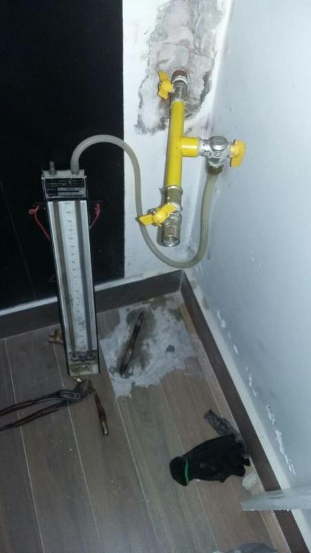 Reparo de Tubulação de Gás na Chácara Companheiros - Reparo de Tubulação de Gás
