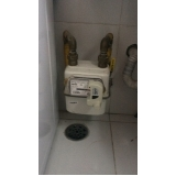 tubulação de gás em condomínio orçamento Jardim Pau Preto