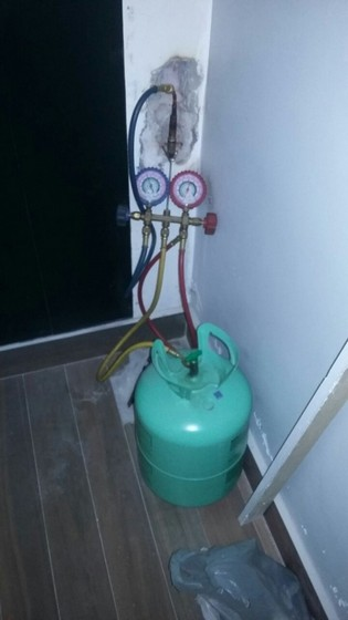 Instalação de Tubulação de Gás Comgas Chácara São Felipe - Tubulação de Gás Embutida
