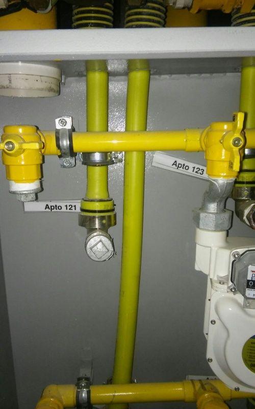Instalação de Tubulação de Gás Preço Distrito Industrial - Instalação de Tubulação de Gás