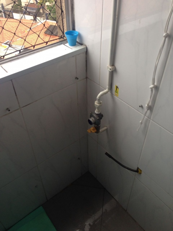 Instalação de Tubulação de Gás Residencial Preço Chácara Belvedere - Adequação de Ponto de Gás