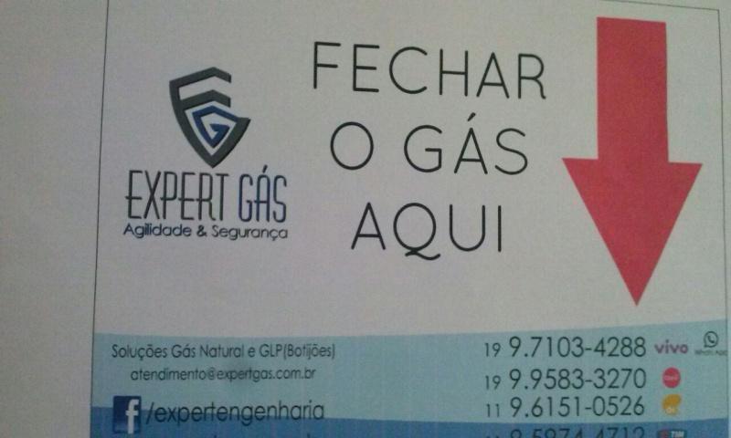 Art de Laudo Técnico de Gás