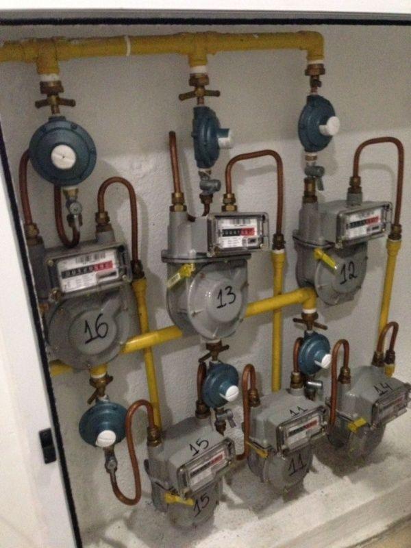 Manutenção de Gás Encanado Parque Represa - Reparos e Manutenção de Gás