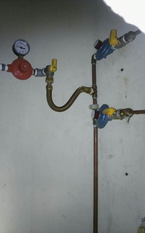 Manutenções de Gás Residencial Parque Represa - Manutenção Tubulação de Gás