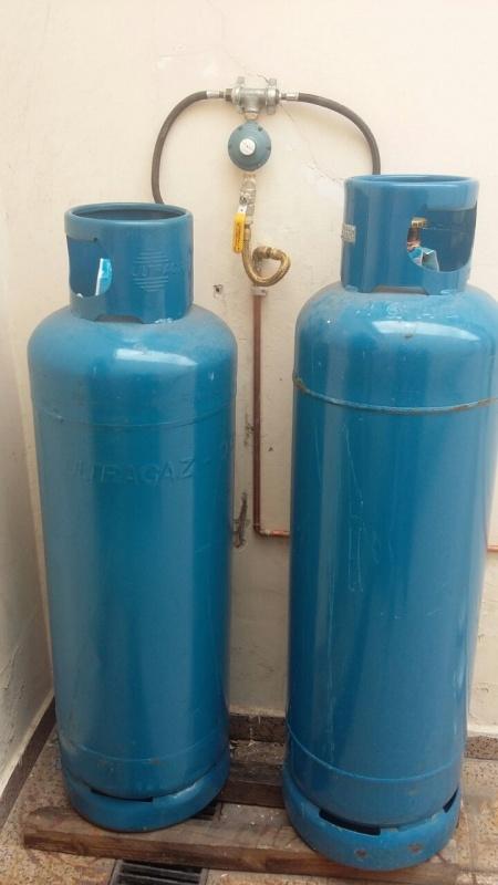 Converter Fogão de Botijão para Gás Encanado