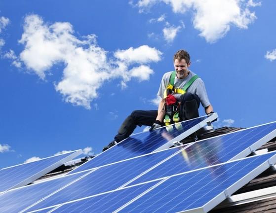 Placas de Energia Solar