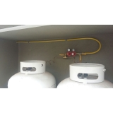 contratar serviço de desconversão de gás de fogão Residencial Monte Verde