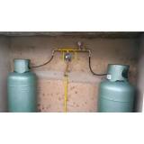 conversão gás fogão