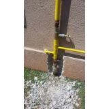 conversão para gás encanado preço Chácara das Videiras