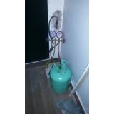 instalação de tubulação de gás encanado Medeiros
