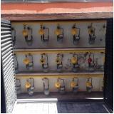 instalação de tubulação de gás pex Chácara Japi