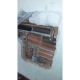 instalação de tubulação gás de cozinha São Camilo