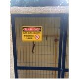 laudo teste estanqueidade gás Vila Aparecida