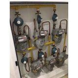 manutenção de gás encanado