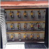 manutenção de gás