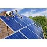 painel de energia solar valores Residencial Cravos