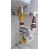 preço de tubulação com gás gás de rua Vila Alvorada