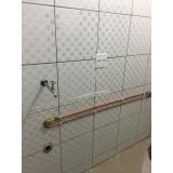 preço para instalar tubulação glp reparo Jardim Ermida II