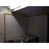 serviço de conversão de gás cooktop Jardim Messina