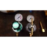 teste de estanqueidade em tubulação de gás Bairro San Martin
