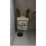 tubulação de gás em condomínio orçamento Jardim Novo Maracanã