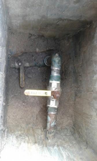 Tubulação de Gás Comgas Replan - Tubulação de Gás