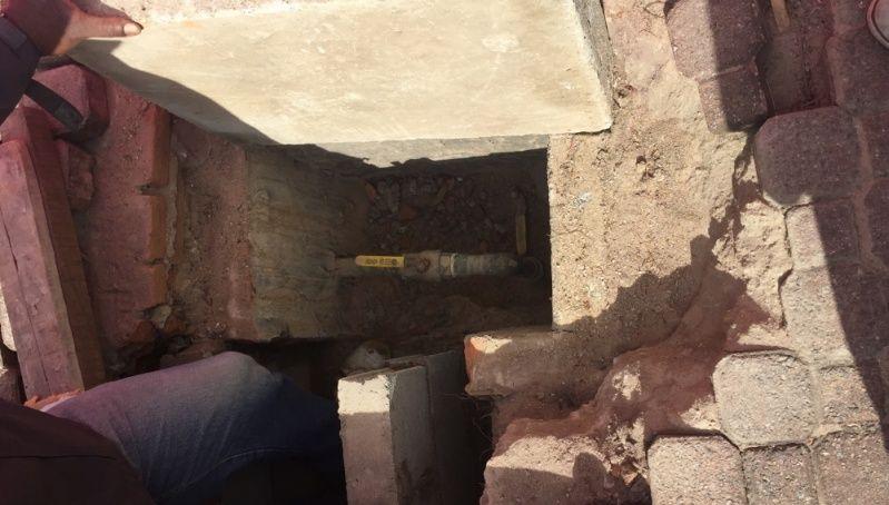 Tubulação de Gás em Sp Jardim Flamboyant - Tubulação de Gás Enterrada