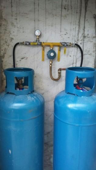 Tubulação de Gás Pex Orçamento Anhangabaú - Tubulação de Gás Encanado