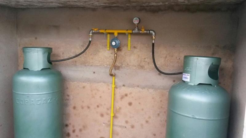 Tubulação de Gás Jardim Santa Clara - Instalação de Tubulação de Gás