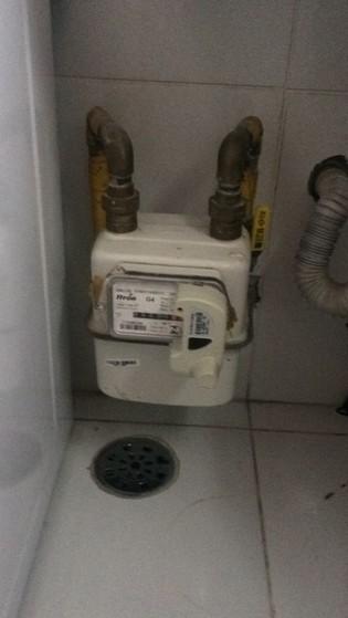 Tubulação Gás de Cozinha Orçamento Parque Jequitibá - Tubulação de Gás Embutida
