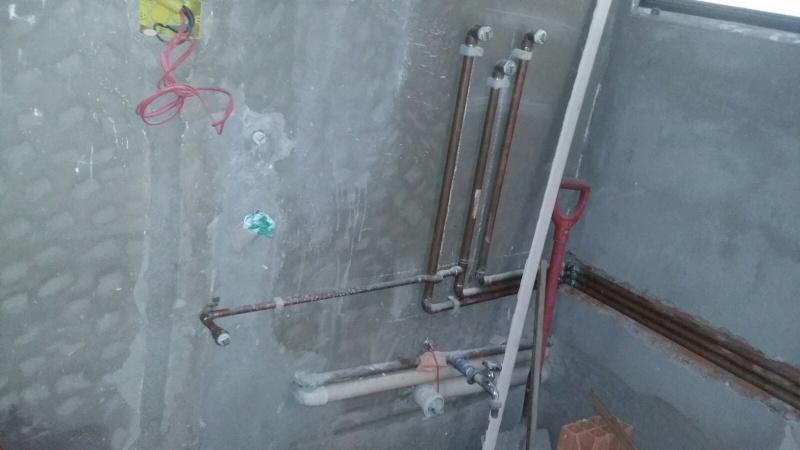 Tubulações de Gás Encanado Cidade Santos Dumont - Instalação de Tubulação de Gás